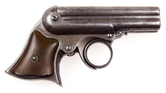 Remington New Repeating Pistol Elliot's Patent #2
