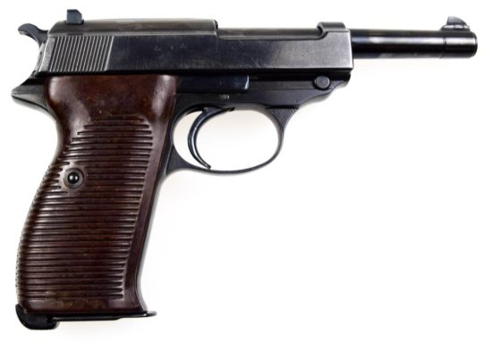 Walther P-38 9mm