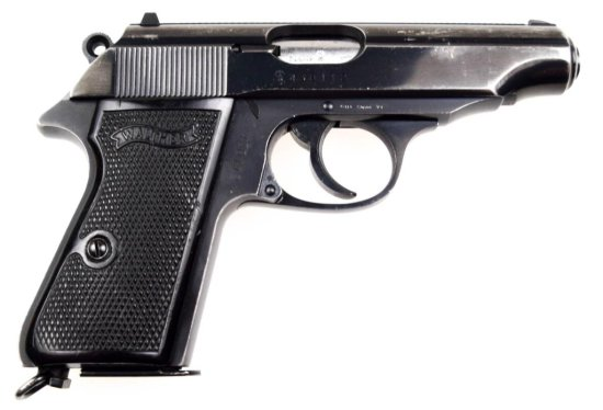 Walther/CDI PP 7.65mm/.32 ACP