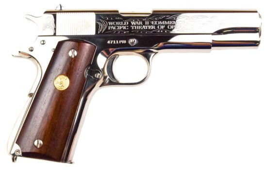 Colt WWII Series Pacific Theater Auto .45 ACP