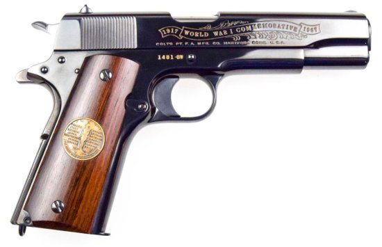 Colt WWI - Belleau Wood .45 Auto .45 ACP