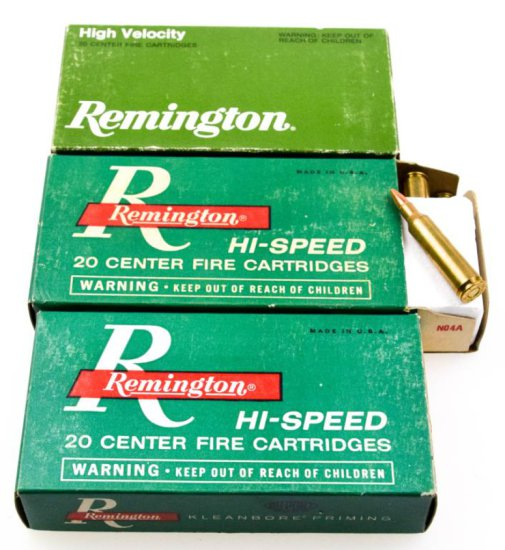 Commercial. 22-250 Ammo