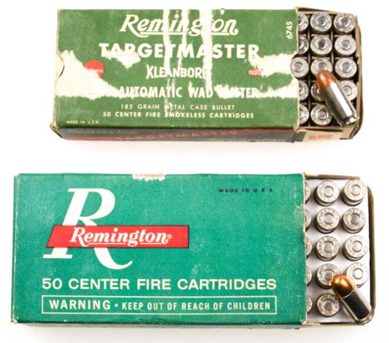 Commercial .45 ACP Ammo