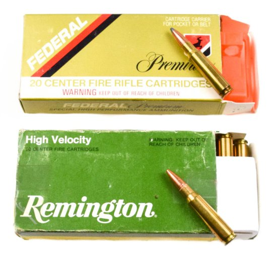 Commercial .308 Winchester Ammo