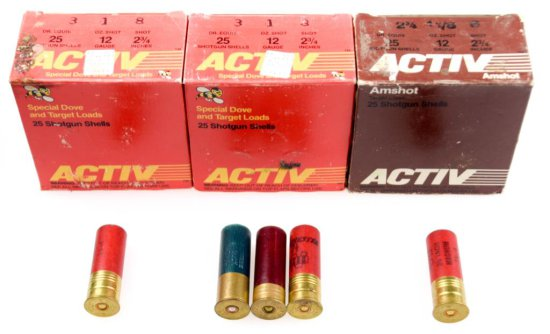 Activ 12ga Ammo