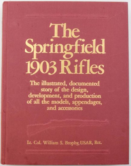 The Springfield 1903 Rifles
