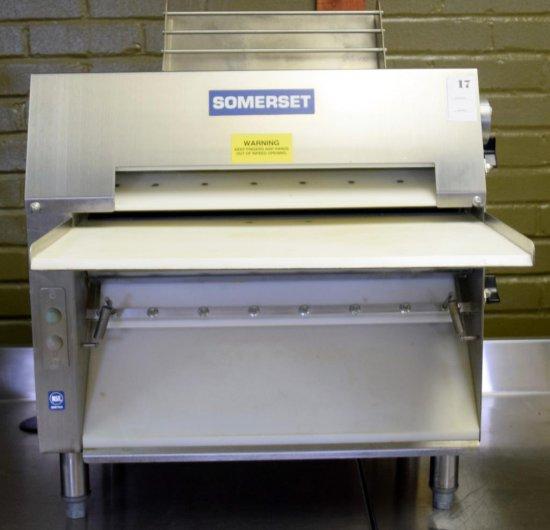 Somerset Double Pass Dough Sheeter