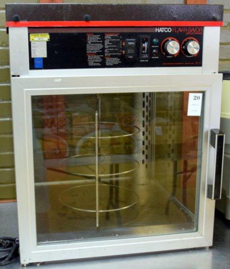 Hatco Flav-R-Fresh Display Cabinet