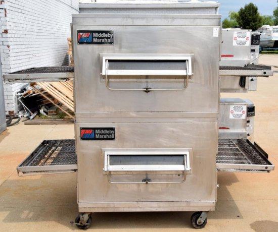 Middlby Marshall Conveyor Ovens