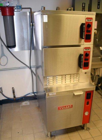 Vulcan S/S 2 Door Steam Cabinet
