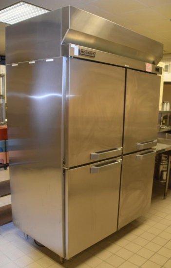 Hobart S/S 2 Door, Split Door Cooler