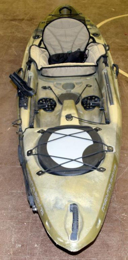 12' Manta Ray - Native Watercraft Kayak
