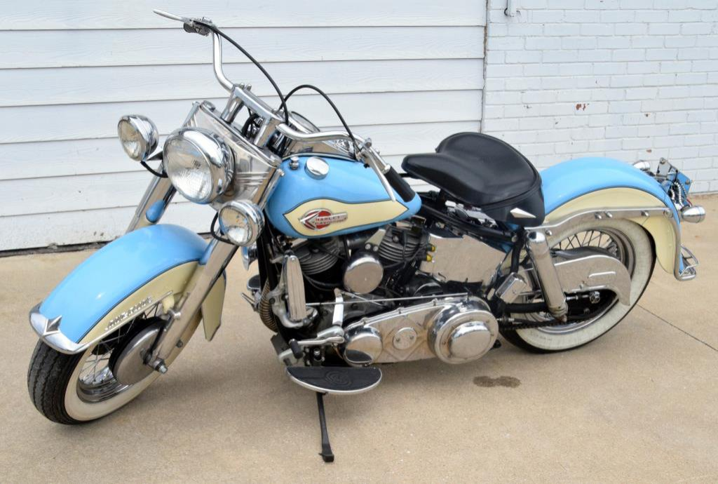 1959 Harley Davidson Duo-Glide Pan Head