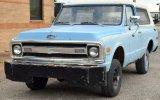 1969 Chevrolet Blazer 4x4