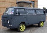1969 Volkswagen Type 2 Model 221 Microbus Camper