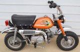 1972 Honda Z50A Mini Trail