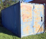 20' roll off storage container