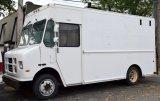 2001 International Step Van model 1652