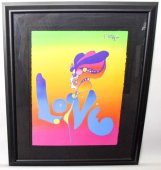 BEATLES & PETER MAX COLLECTORS AUCTION