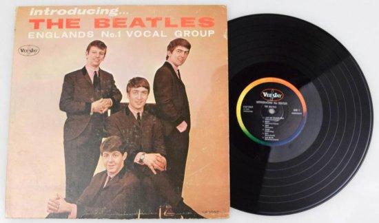 Introducing… The Beatles Mono Vinyl Record