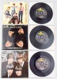Assorted Beatles Parlophone 7