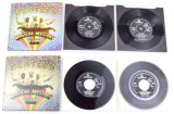 Beatles Magical Mystery Tour Vinyl 45's