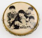 Beatles Brooch