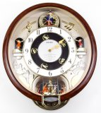Beatles Seiko Melodies in Motion Clock