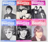 The Beatles Book Monthly Lot