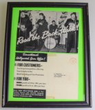 Beatles 1964 Promotional Hollywood Gum Offer Postcard