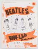 Beatles Pin-Up Screamers