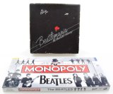 Two Beatles Board Games