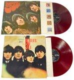 Assorted Beatles Japan Released LPs