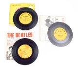 Assorted Beatles Brazilian Import Vinyl