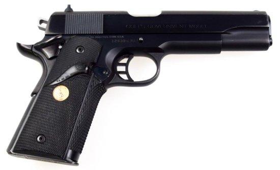 Colt Gov't Model MK IV/Series 70 .45 ACP