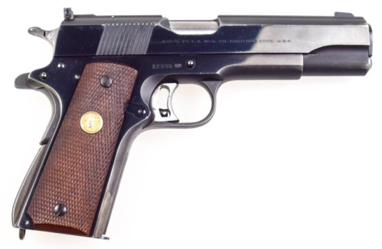 Colt National Match .45 ACP