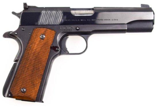 Colt/Essex Arms 1911 .22 lr