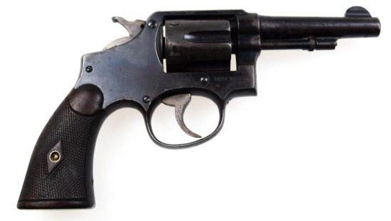 S&W .38 Military & Police Model of 1905 - 4th Change .38 S&W Spl