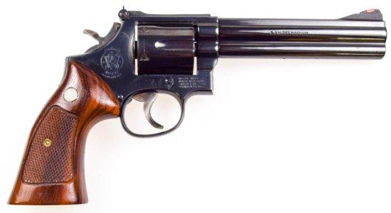 S&W Mod. 586 .357 Magnum/.38 S&W Special +P