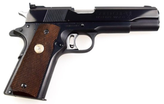 Colt MK IV/Series 70 Gold Cup National Match .45 ACP