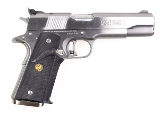 Colt MKIV Series 80 Gold Cup National Match .45 ACP