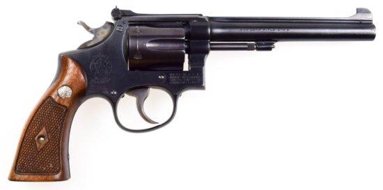 S&W Pre-Model 17 .22 lr