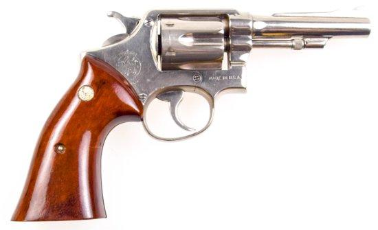 S&W .38/200 British Service Revolver .38 Spl