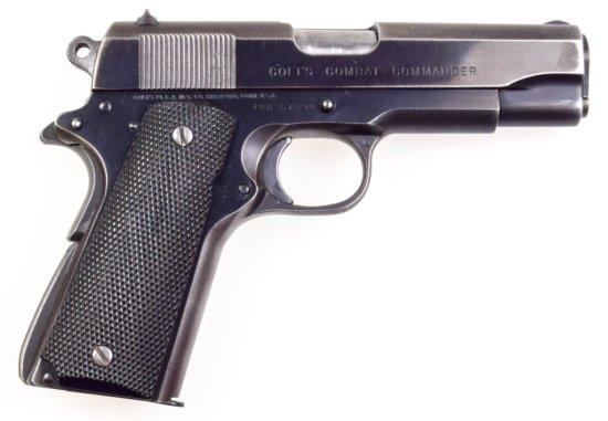 Colt Series 70 Combat Commander .45 ACP