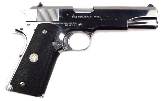Colt Gov't Model MK IV/Series 80 .45 ACP
