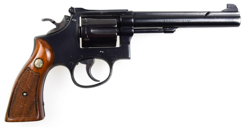 S&W Model 14 .38 S&W Spl