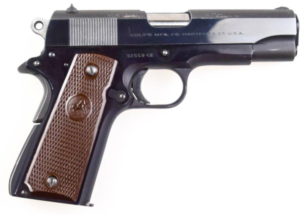 Colt Commander (Pre-70 Series) .45 ACP