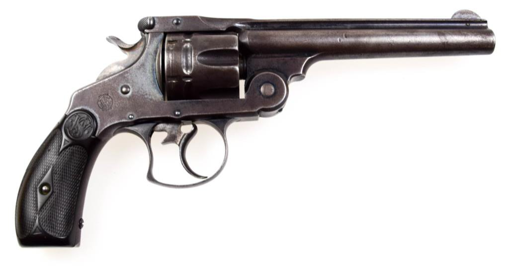 S&W .44 DA 1st Model .44 S&W Russian