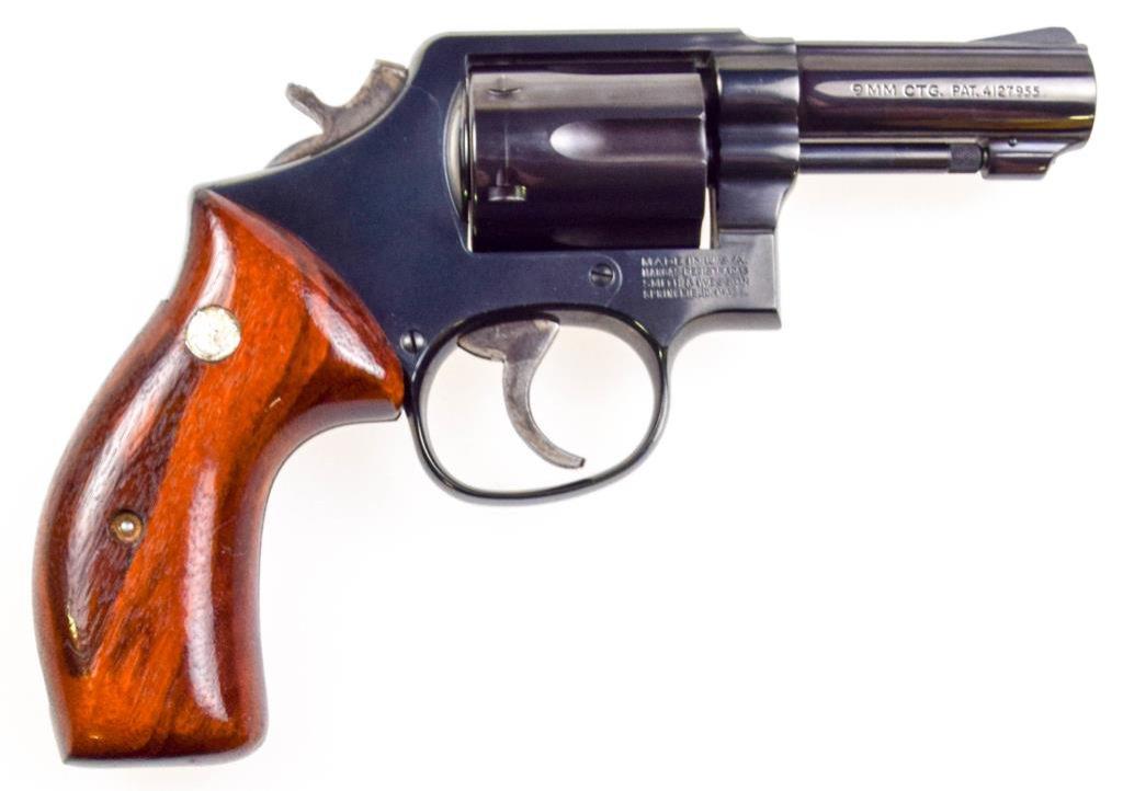 S&W Mod. 547 9mm Para