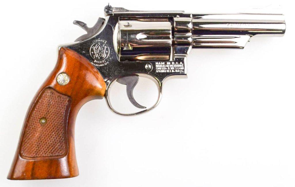 S&W Mod. 19-3 .357 Magnum/.38 S&W Special +P